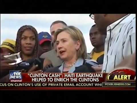 'Clinton Cash'  Haiti Earthquake Helped To Enrich The Clintons   Bret Baier   America's Newsroom