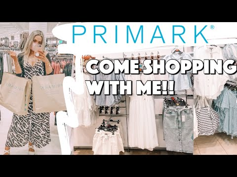 NEW IN PRIMARK AUGUST 2020!!COME SHOPPING WITH ME VLOG!