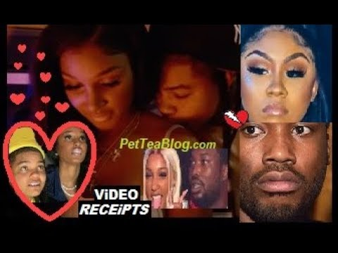 Young M.A & Bernice Burgos Dating Again! Sorry Ari & Meek Mill Y'all LOST them! #Valentines 💔😢👩‍❤️‍👩