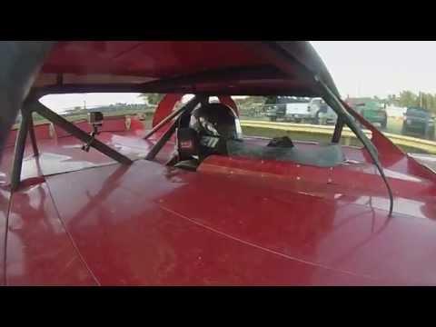 Billy Marsh - Dublin Motor Speedway practice 8/15/2015