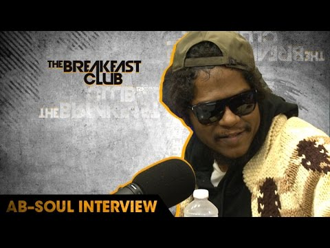 Download Ab-Soul Drops By The Breakfast Club To Talk About His New Album