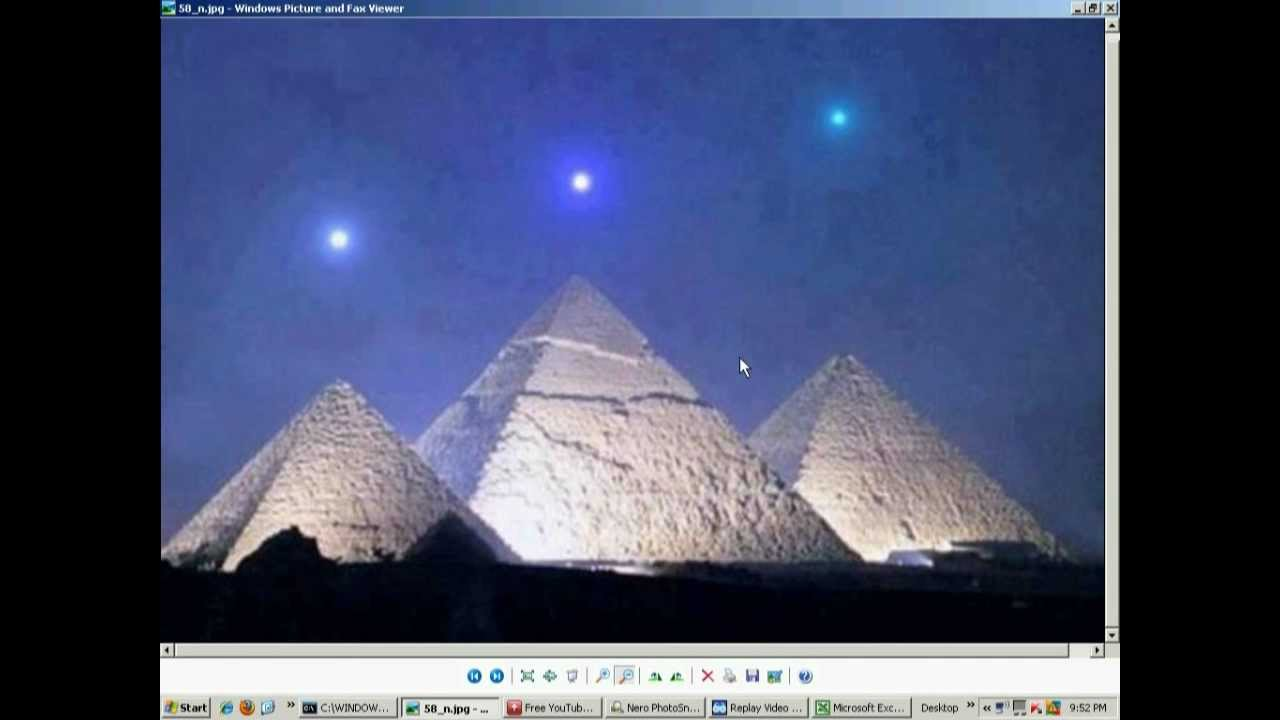 Planetary Alignment at Giza, A Dud or Not?? - YouTube