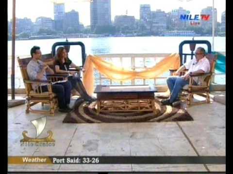07 Nile Cruise 4 8 2016  Tamer Karawan   Composer