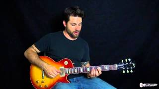 led zeppelin fool in the rain totally electric guitar lesson preview