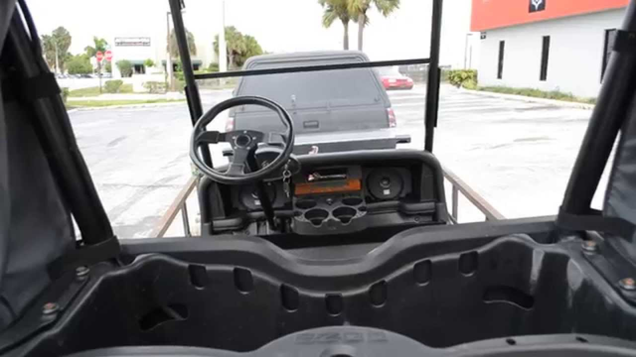 2008 E-z-go Rxv  Golf Cart