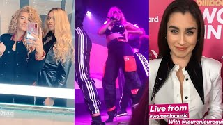 FIFTH HARMONY | ALLY, DINAH, LAUREN & NORMANI | STORIES - December 06, 2018
