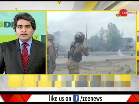 DNA: Anantnag Encounter Kills Islamic State Jammu And Kashmir Chief