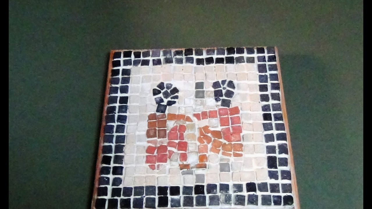 Come Costruire Un Mosaico come fare un mosaico facile di grande effetto