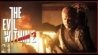 The Evil Within 2 # 24 変異したオニール 【PC】