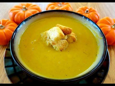 recette-de-soupe-à-la-citrouille(potiron)-#onctueuse-#savoureuse!
