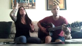 Chris Stapleton Cover Parachute By Melissa Smith