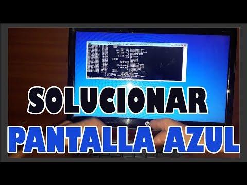 Windows no Arranca - Pantalla Azul o Pantalla Negra y se Reinicia - SOLUCIÓN 2019   FUNCIONANDO  