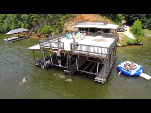 July 4, 2015 at Lake Logan Martin With The Mocks