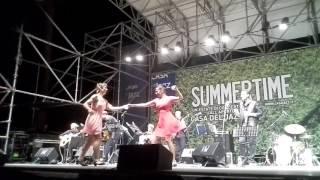"""Piji Swing Night """"L'Ottovolante"""" live @ Casa del Jazz"""