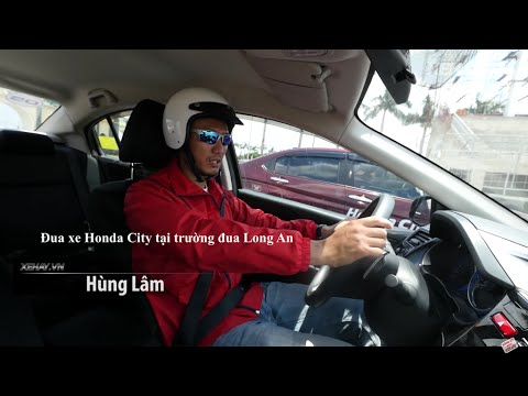 [XEHAY.VN] Đua xe Honda City ở trường đua Long An