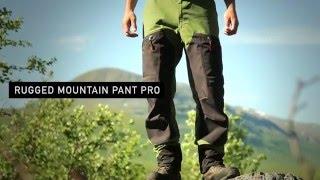 Haglofs Rugged Mountain Pant Pro Youtube