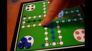 Learning by Playing Spielend lernen Mensch Ärgere dich nicht Ludo SUBTITLED