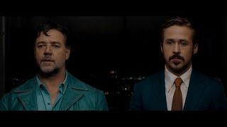 Трейлер «Славных парней» (THE NICE GUYS) с русскими субтитрами