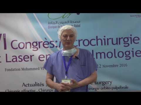 clinique de la vision Rabat reportage