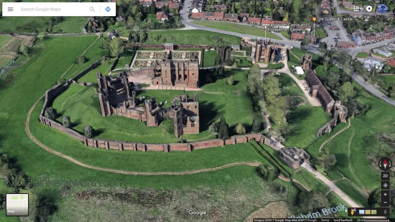 Google Maps Desktop Browse Street View Images Pegman YouTube - Google maps aerial view
