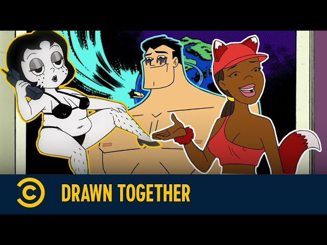 Little Orphan Hero | Drawn Together | Staffel 2 Folge 3 | Comedy Central Deutschland