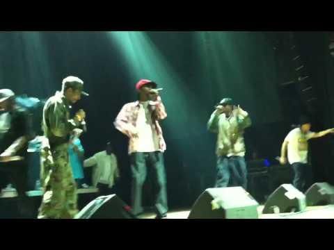 Chamillionaire Feat Krayzie Bone Ridin Dirty Live
