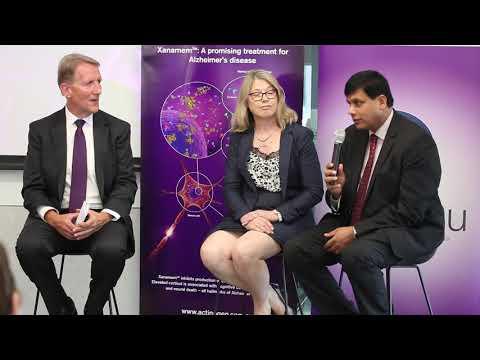 ACW & KaRa Minds: Leading Alzheimer's Researchers Address to Shareholders on 29 Nov 2017