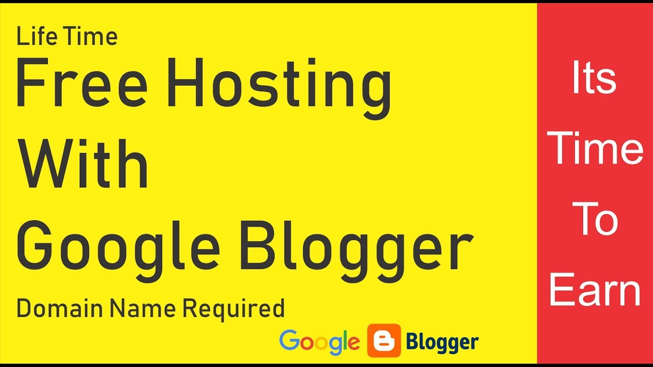 Free web hosting for life time google - Web hosting free   how to get free web hosting 2019