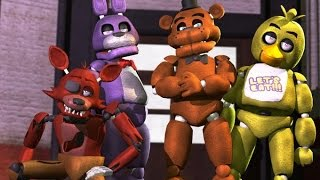 Five nights at freddy's Canción Español