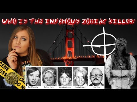 Zodiac Killer: Still Unsolved!