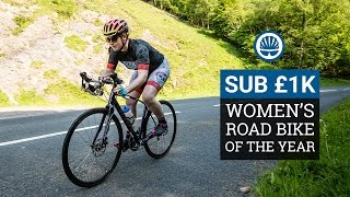 Best Women's Bikes Under £1000 / $1500 - Road Bike Of The Year