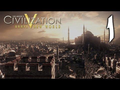 Sid Meier's Civilization V || #1 || Начало