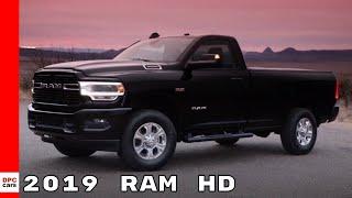 2019 Ram HD Heavy Duty Truck