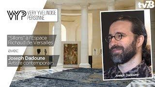 """VYP – """"Sillons"""" à l'espace Richaud de Versailles – avec Joseph Dadoune, artiste contemporain"""
