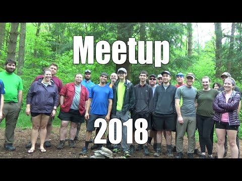 Outdoor Adventures Meetup 2018 - Mohican State Park, OH