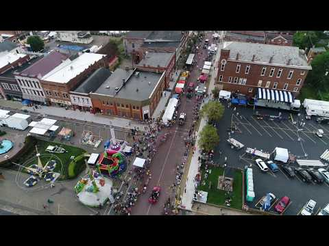 Nelsonville Parade Of The Hills 2018