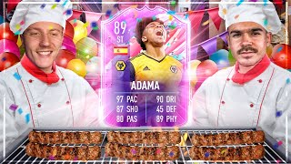 FIFA 21 : ADAMA KEBAB 89 FUT BIRTHDAY GRILLPARTY SBB !! 😱🔥