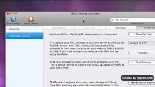 SEO Video Course - Submitting An XML Sitemap