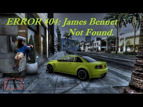 Who Is James Bennet | The Best Of Granto | GTAV