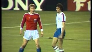 13/03/1977 England v Luxembourg