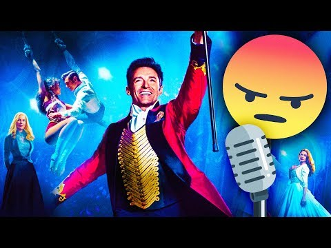 WE FORCED A *GREATEST SHOWMAN* HATER TO SING-A-LONG (AND HE LOVED IT) 🎶