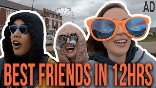 How to Make a Best Friend in 12 Hours (Ft. ClickForTaz)