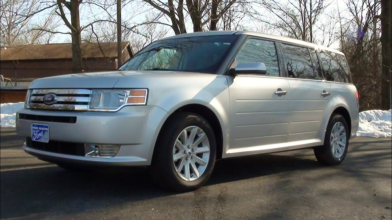 Mvs 2012 ford flex sel