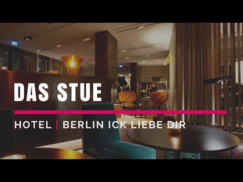 Berlin - Das Stue - 5 Sterne Hotel - Designhotel - Hoteltest