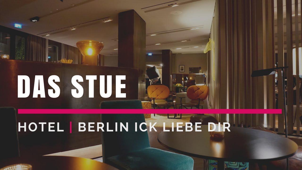 Berlin das stue 5 sterne hotel designhotel for Designhotel 54
