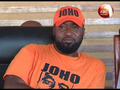 Joho denies forging KCSE certificate