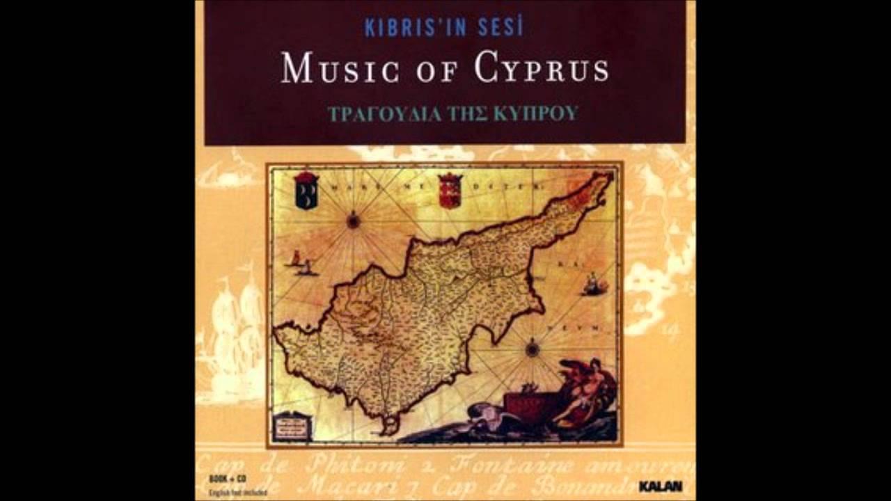 Music of Cyprus - Kıbrıs'ın Sesi - Τραγούδια της Κύπρου