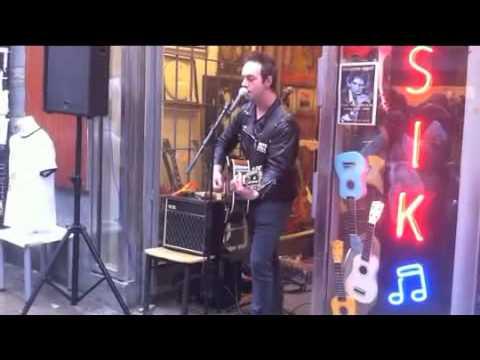 Glasvegas live - Daddy's Gone, Götgatan (Stockholm)