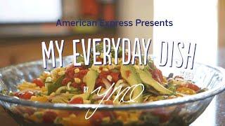 Zucchini Noodle Salad w/ Yovana Mendoza | My EveryDay Dish