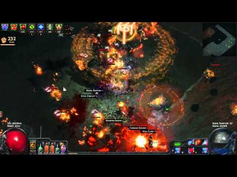 L71 Strand | Burning Era Herald of Ash Flicker Prolif Test Run